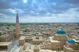 Travel clinic Uzbekistan