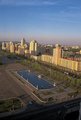 Travel clinic North Korea