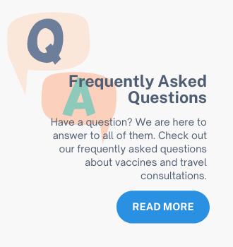 Travel Clinic FAQ